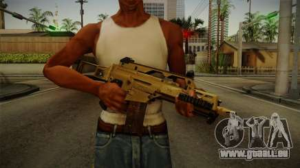 HK G36C v4 für GTA San Andreas