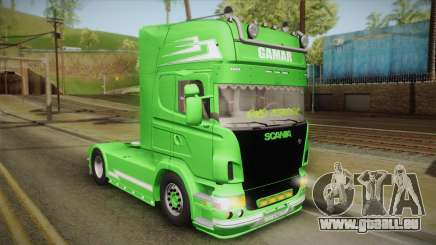 Scania Old School für GTA San Andreas