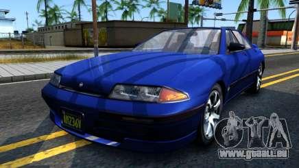 GTA V Zirconium Stratum Sedan pour GTA San Andreas