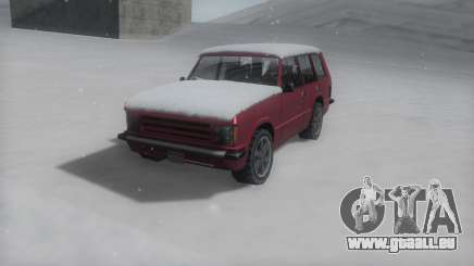 Huntley Winter IVF pour GTA San Andreas