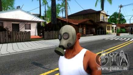 Gas Mask From Call of Duty Modern Warfare 2 für GTA San Andreas