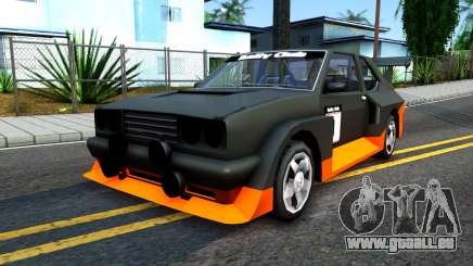 Rally Club pour GTA San Andreas