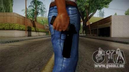 GTA 5 Heavy Pistol für GTA San Andreas