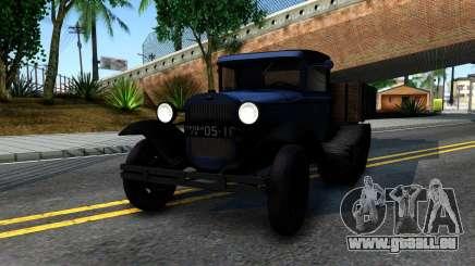1940 GAZ-65 für GTA San Andreas