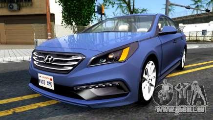 Hyundai Sonata 2016 für GTA San Andreas