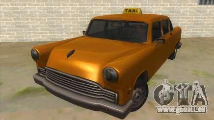 VC Cabbie Xbox pour GTA San Andreas