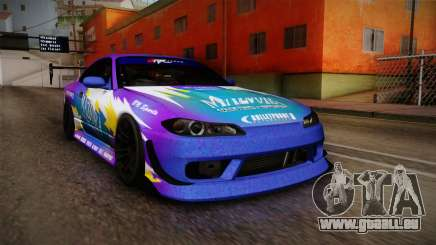 Nissan Silvia S15 BN-Sports für GTA San Andreas