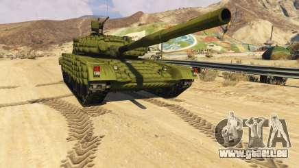 Tank T-72 für GTA 5