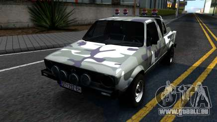 Volkswagen Caddy für GTA San Andreas