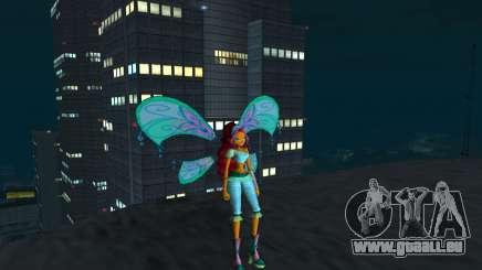 Aisha Believix from Winx Club Rockstars pour GTA San Andreas