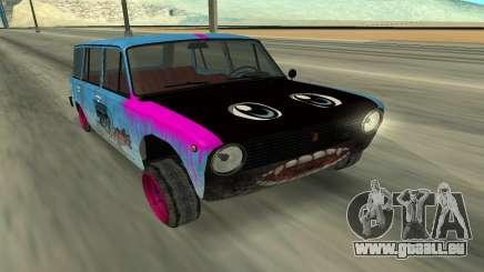 VAZ 2101 Winter drifter für GTA San Andreas