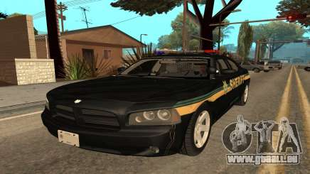 Dodge Charger County Sheriff pour GTA San Andreas