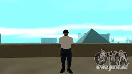 Varios Los Aztecas pour GTA San Andreas