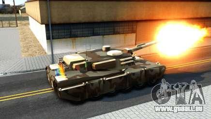 Rhino GTA V pour GTA San Andreas