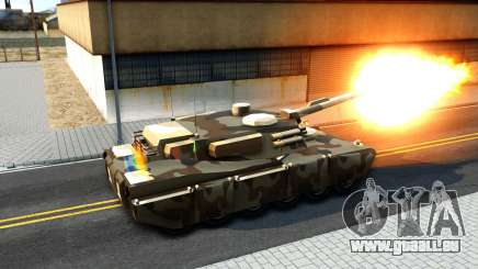 Rhino GTA V für GTA San Andreas