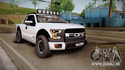 Ford Raptor für GTA San Andreas