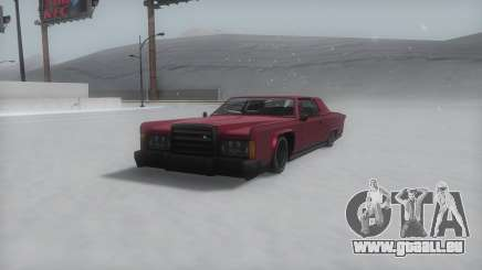 Remington Winter IVF pour GTA San Andreas