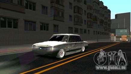2107 Classic 2-Winter edition für GTA San Andreas