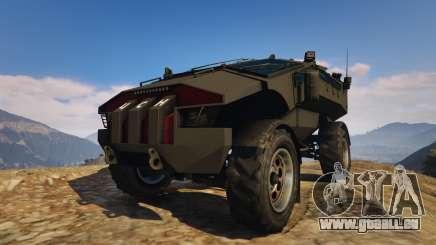 Punisher Unarmed Version für GTA 5