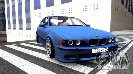 BMW M5 E39 für GTA San Andreas