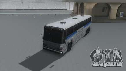 Coach Winter IVF pour GTA San Andreas