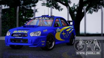 Subaru Impreza WRX STI WRC Rally 2005 für GTA San Andreas