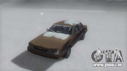 Primo Winter IVF pour GTA San Andreas