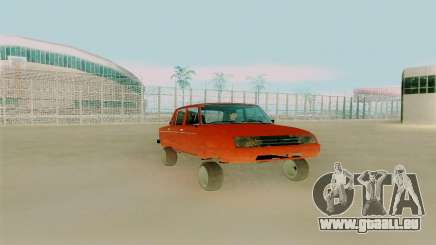 Phoenix ВАЗ 2106 für GTA San Andreas