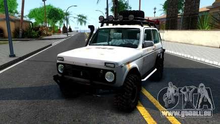 Lada Niva 4x4 Off Road pour GTA San Andreas