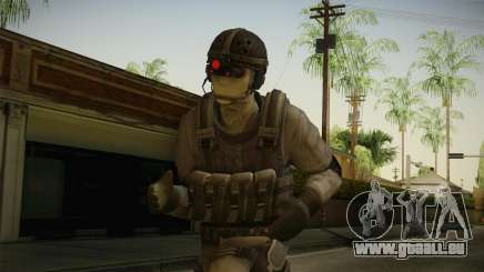 Resident Evil ORC - USS v2 pour GTA San Andreas