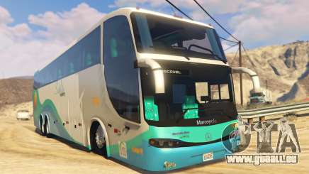 Marcopolo Paradiso G6 1550LD für GTA 5