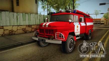 Der Amur-ZIL 131 Feuerwehr-LKW für GTA San Andreas