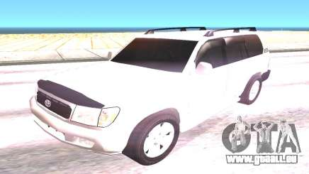 Toyota Land Cruiser 100 pour GTA San Andreas