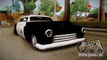 Hermes Classic Police Las Venturas für GTA San Andreas