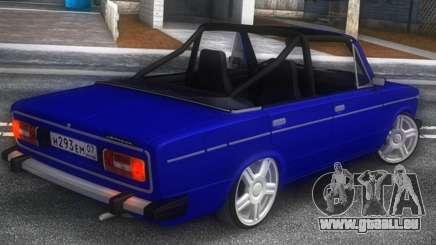VAZ 2106 KBR für GTA San Andreas