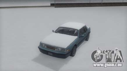 Bravura Winter IVF pour GTA San Andreas