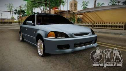 Honda Civic Turbo pour GTA San Andreas