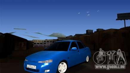 VAZ 2110 BPAN pour GTA San Andreas