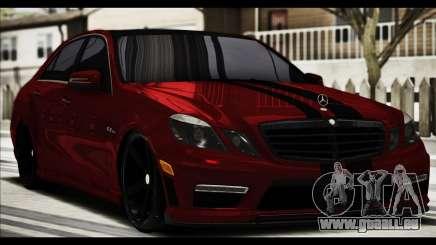 Mercedes-Benz E63 (W212) AMG 2010 pour GTA San Andreas