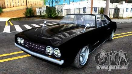 GTA V Declasse Vigero pour GTA San Andreas