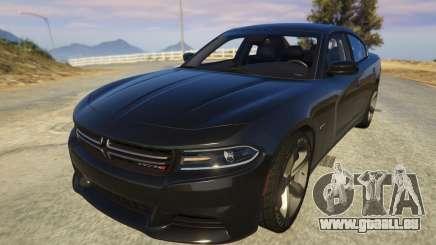 Dodge Charger 2016 pour GTA 5
