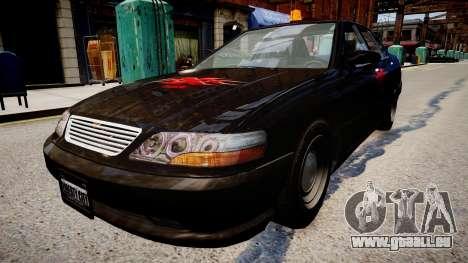 Taxi xxx für GTA 4