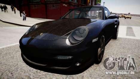 Porsche 911 turbo 2008 für GTA 4 rechte Ansicht