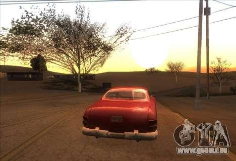 ENBSeries v0.074 for Low PC für GTA San Andreas dritten Screenshot