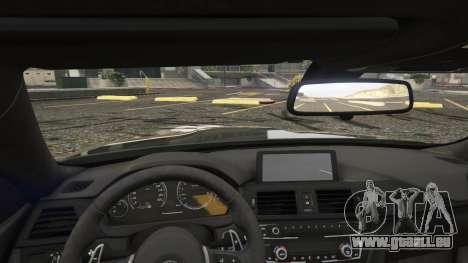 GTA 5 BMW M4 F82 2015 rechte Seitenansicht