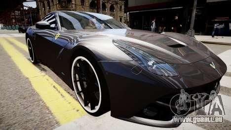 Ferrari F12 Berlinetta pour GTA 4