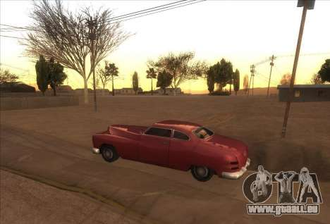 ENBSeries v0.074 for Low PC für GTA San Andreas zweiten Screenshot