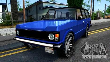 Huntley AcademeG pour GTA San Andreas