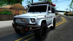 Mercedes-Benz G500 Off-Road Short für GTA San Andreas
