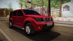 Nissan Pathfinder pour GTA San Andreas